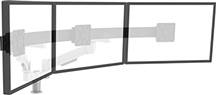 Multi Monitor Rail Arm
