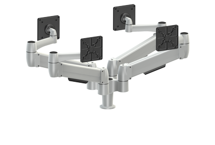 Quad Monitor Arm